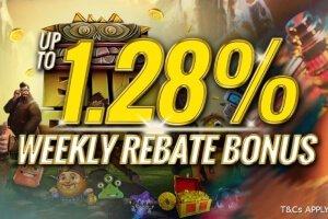weekly rebate bonus