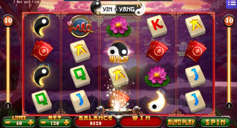 mega888 slot game yin yang